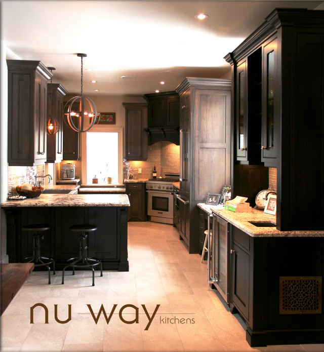 Nu Way kitchens, upscale kitchen